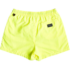 Quiksilver Everyday Volley 15 Pantalones cortos Hombre, safety yellow